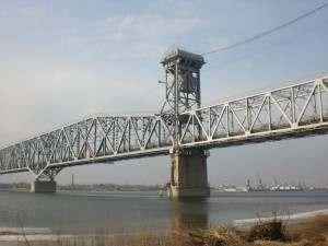 Завтра днем разведут Старый мост