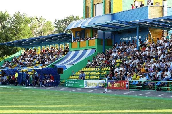 Стадион ФК «Астрахань» закроют на реконструкцию