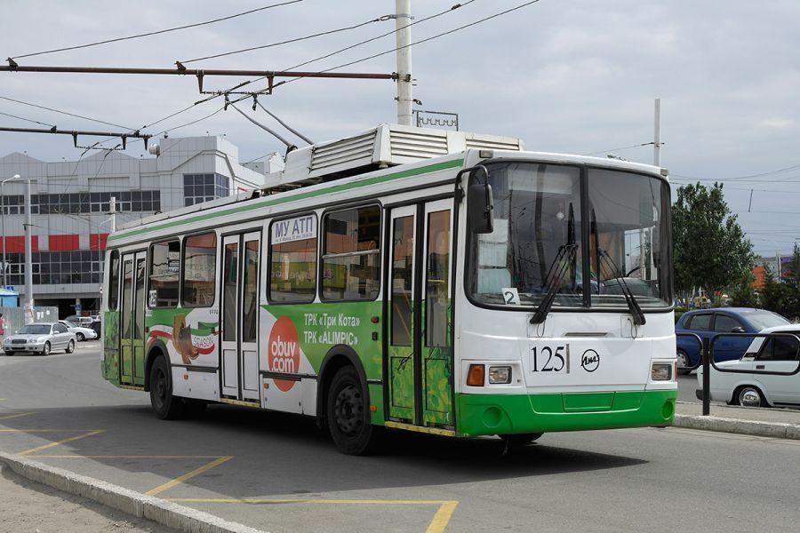 Астраханским троллейбусам добавят финансирование