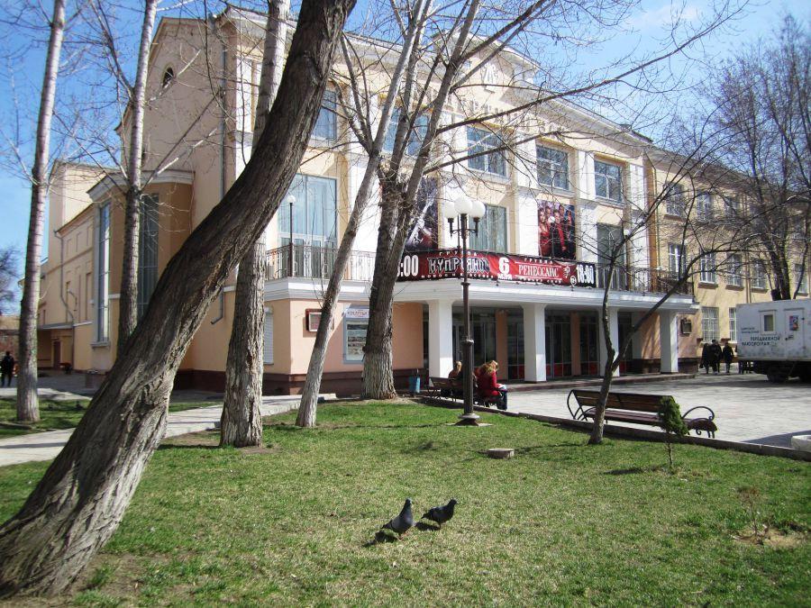 В Астрахани будут развивать парки