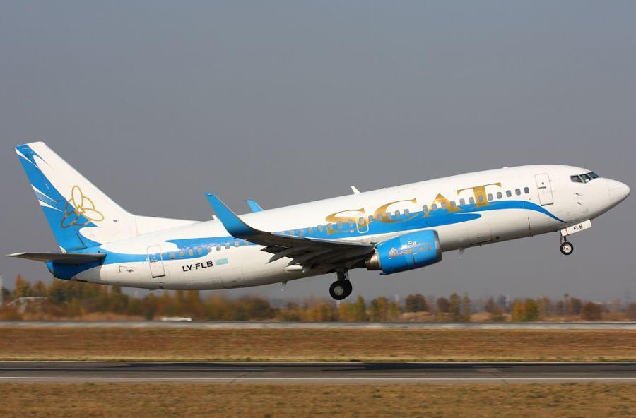 Из Астрахани в Актау будут летать чаще