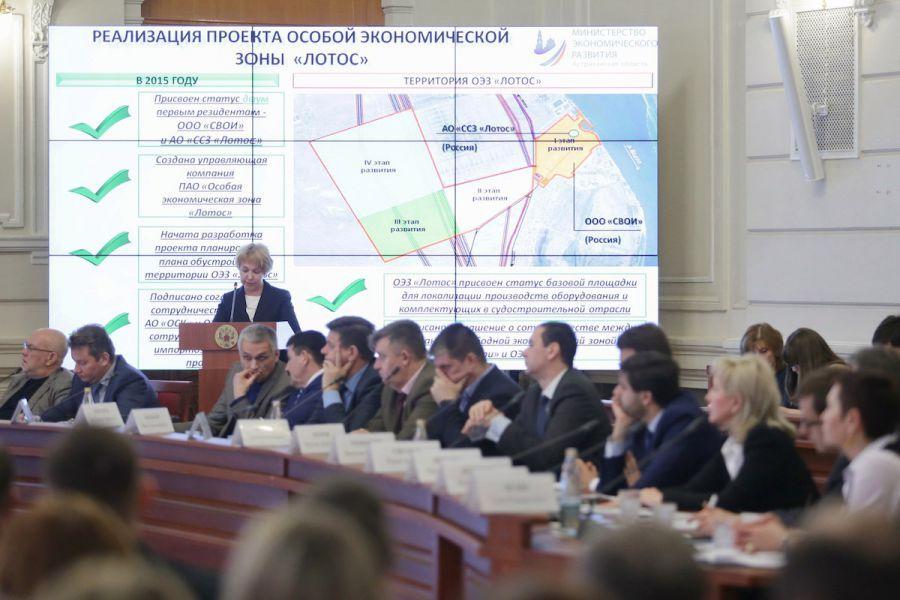 Санкции Евросоюза подтолкнули промышленность Астраханской области вперед