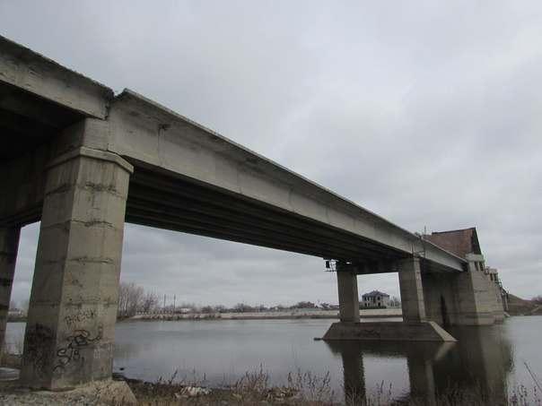 Ремонту Кирикилинского моста до сих пор мешает спор между подрядчиками