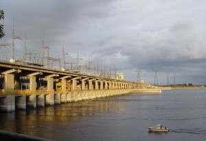 В Астрахани ноябрьский паводок: сброс воды с ГЭС в три раза больше обычного