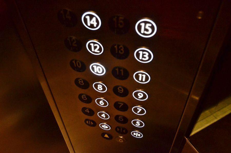 Лифтсервис: лифт в Астрахани не рухнул, а просто остановился