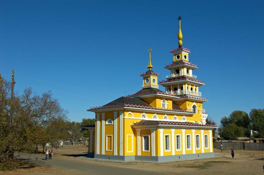 В Астраханской области откроют буддийский хурул