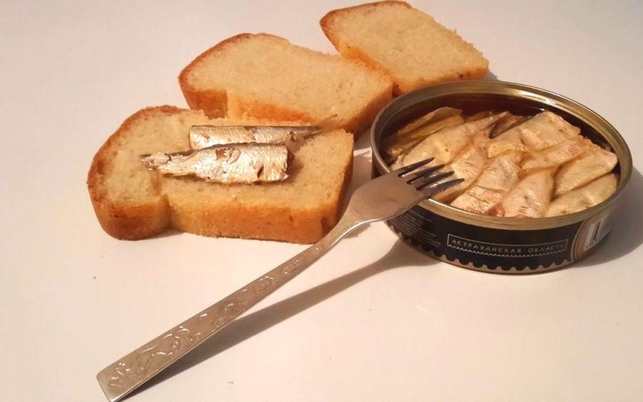 Астраханские брендированные сардины: действительно вкусно