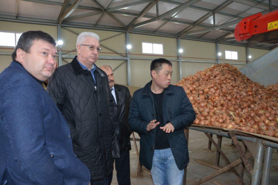 Константин Маркелов подталкивает астраханских производителей на мировые рынки