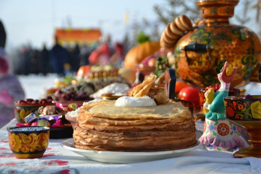 Стоимость порции блинов в Астраханской области почти не выросла