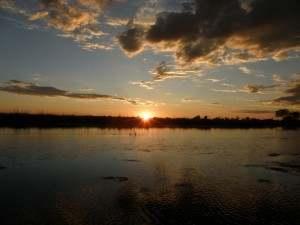 Под Астраханью спасли обессиленного рыбака