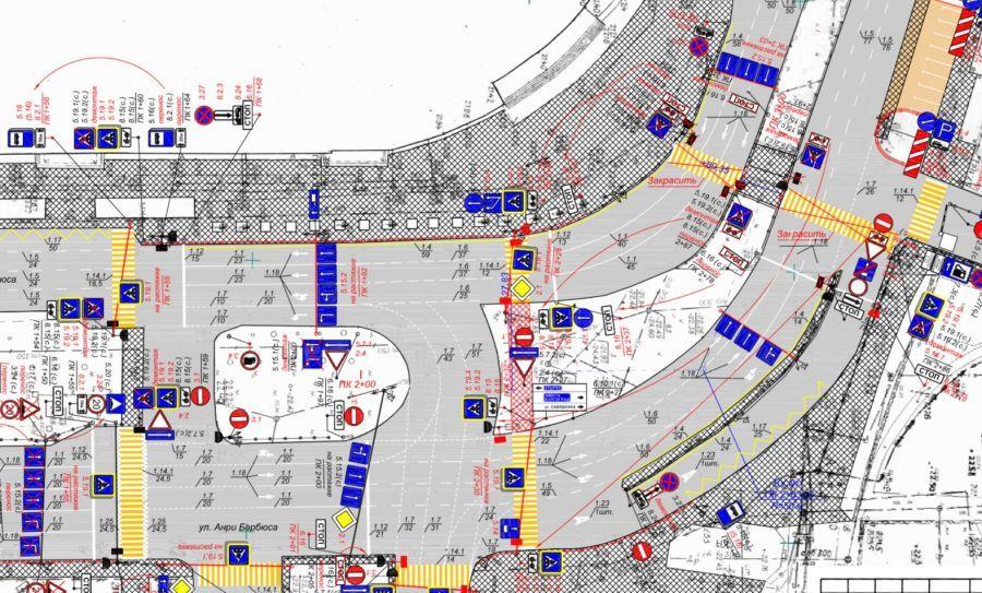 Астраханцам предложили обсудить перенос пешеходного перехода у вокзала