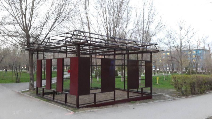 Астраханцы обеспокоены застройкой парковых зон