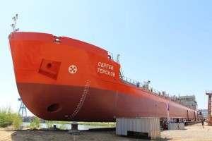 Астраханский завод «Лотос» начнет строить два танкера-химовоза