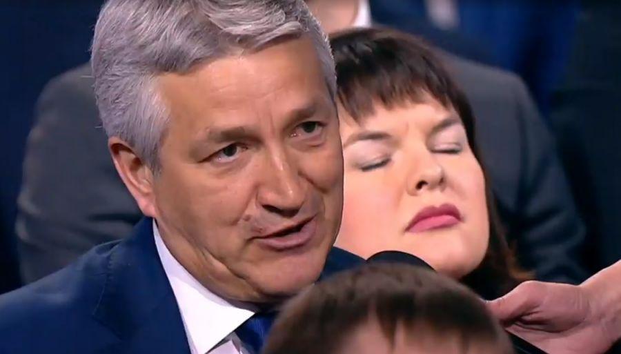 Леонид Огуль поговорил с Владимиром Путиным