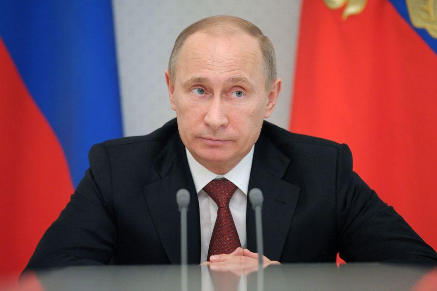 Владимир Путин приедет в Астраханскую область