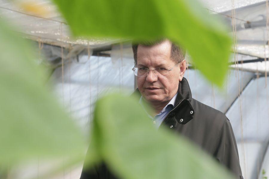 Александр Жилкин уверен в позитивных перспективах астраханского малого бизнеса
