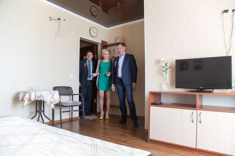 Икрянинский район развивает придорожный сервис