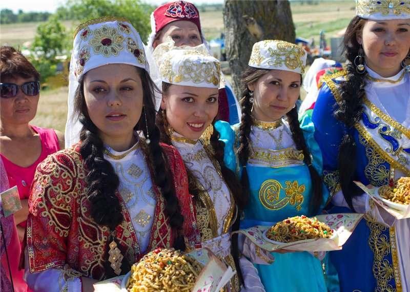 В Астраханской области пройдет очередной Сабантуй