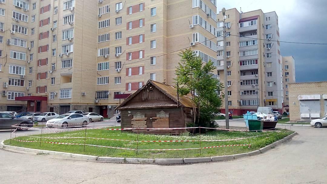 Астраханские контрасты