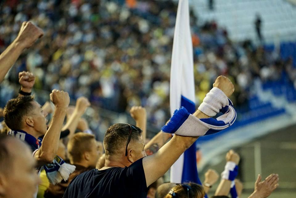 Астраханские болельщики поддержат «Волгарь» в Махачкале
