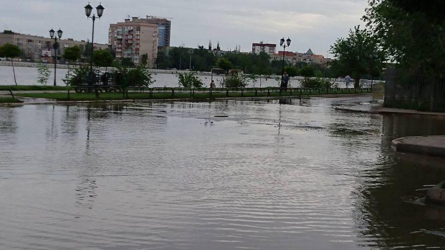 Астраханцы винят администрацию города в бездействии