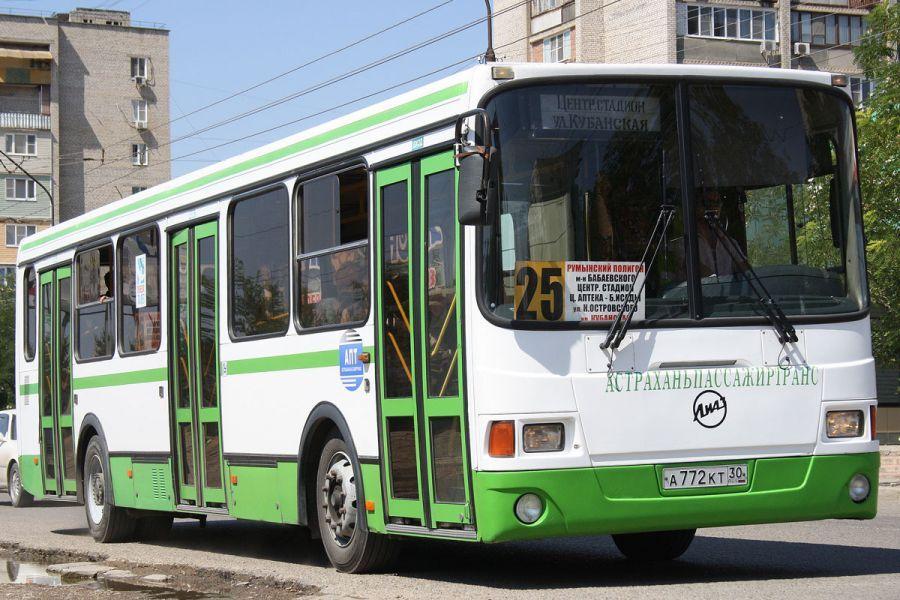 На Красную горку в Астрахани пустят автобус до кладбища
