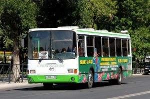 Общественный транспорт будет напоминать астраханцам о долгах