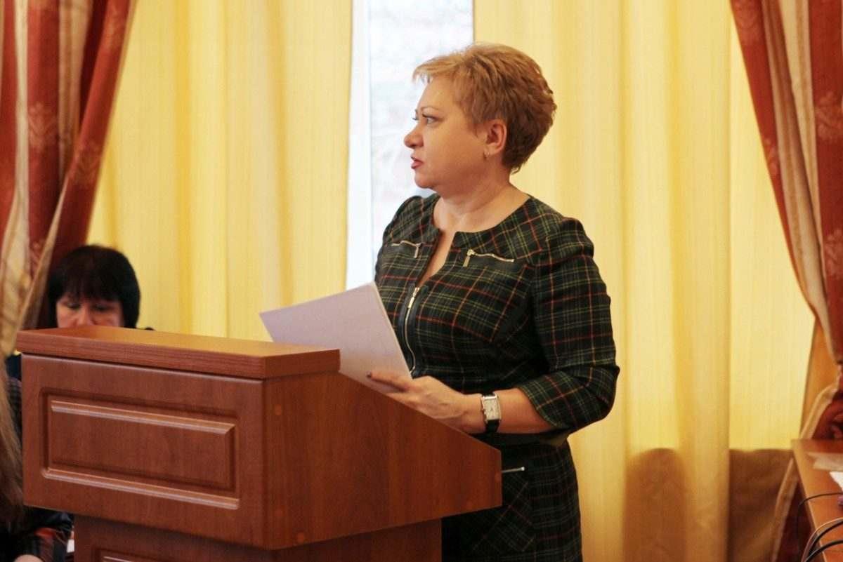 Суд продлил домашний арест обвиняемой во взяточничестве Екатерине Лукьяненко