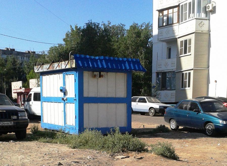 В Астрахани стоят 2500 незаконных киосков