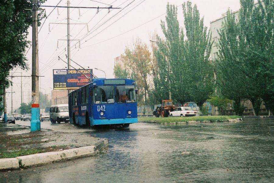 Астрахань год без троллейбусов: вспоминаем их историю