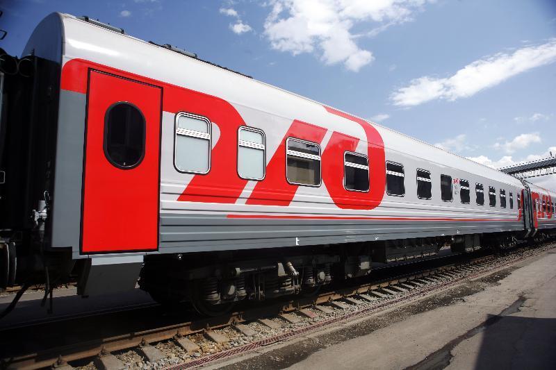 Поезд Астрахань — Адлер будет курсировать через день до конца лета