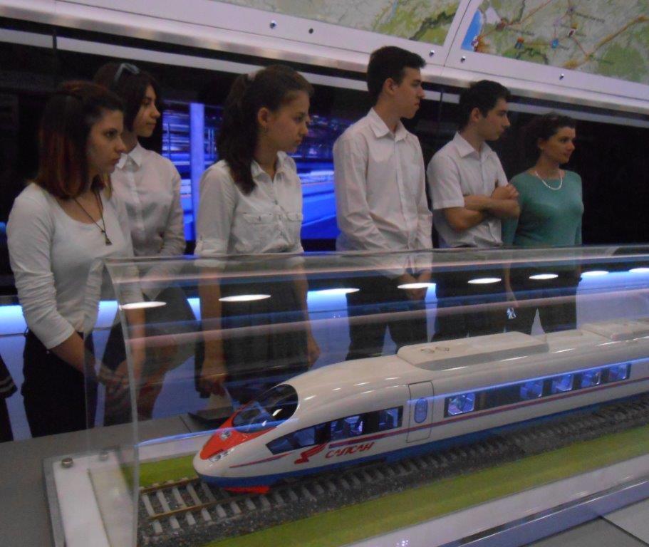 Поезд-музей посетили четыре тысячи астраханцев