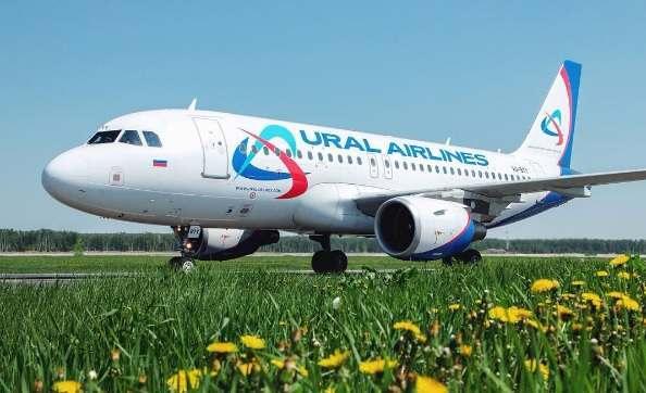 «Уральские авиалинии» будут летать из Астрахани в Крым