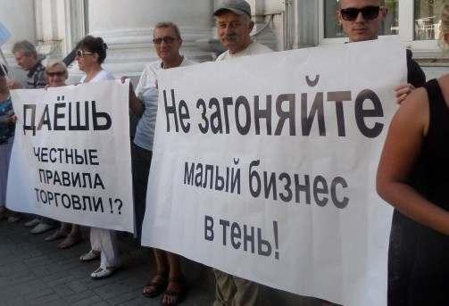 В кризис в Астраханской области растет число предпринимателей