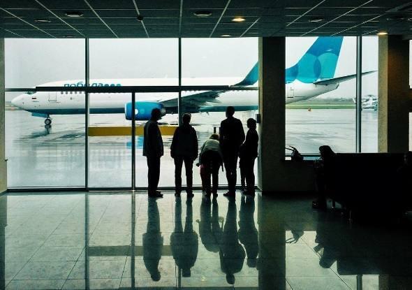 Аэропорт Астрахань — 34-й в России по количеству обслуженных пассажиров