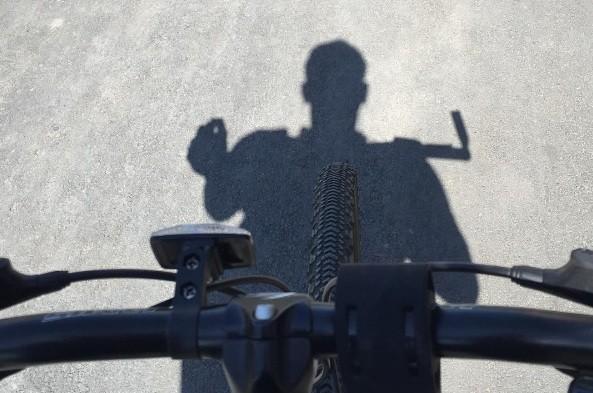 В Астрахани не находится желающих ехать на работу на велосипеде