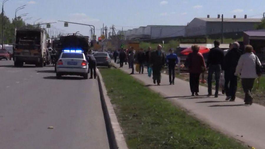 В организации драки на московском кладбище подозревают астраханца