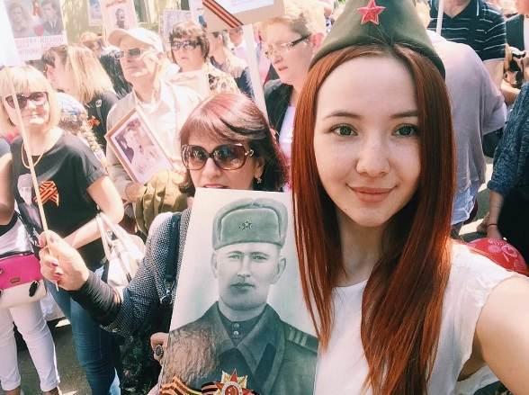 День Победы в Астрахани