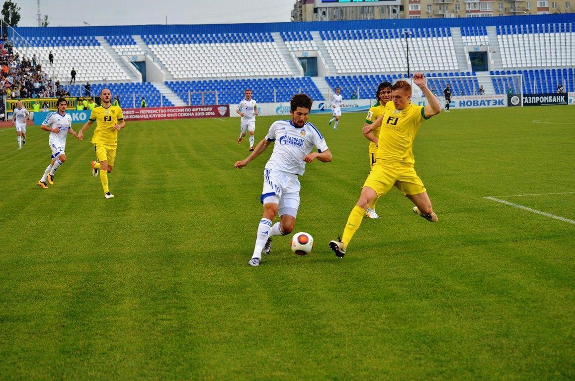 «Волгарь» проиграл в первом матче за премьер-лигу