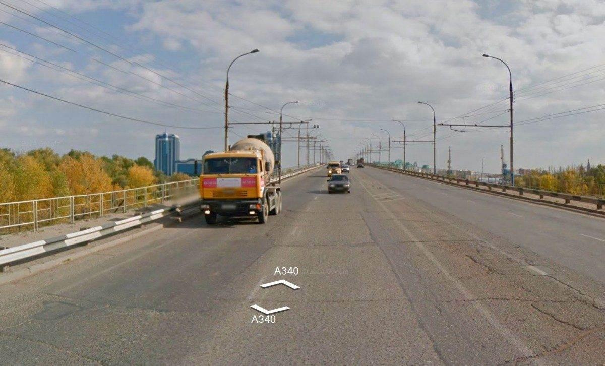 Летом в Астрахани начнут ремонт Нового моста через Волгу
