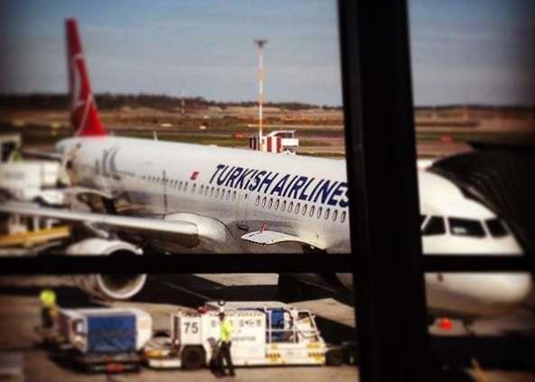 «Турецкие авиалинии» обратились к астраханским пассажирам