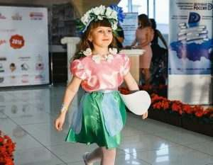В Астрахани прошел первый ежегодный конкурс «Малыш года – 2016»