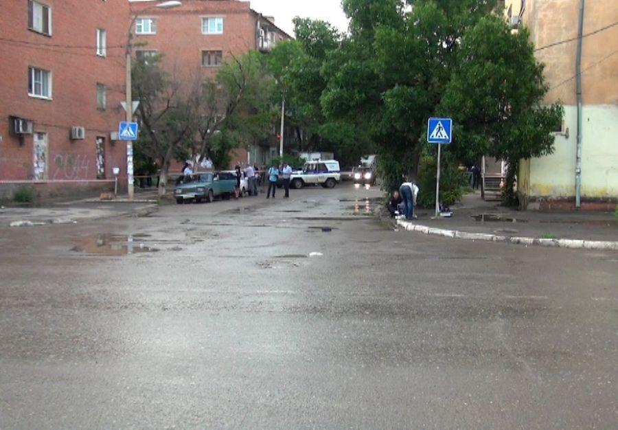 Взрыв в Астрахани устроили не поделившие место таксисты