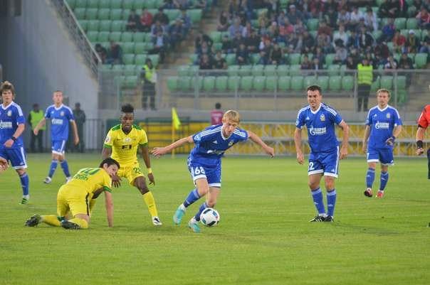 «Волгарь» не вышел в Премьер-Лигу