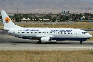 Рейс из Тегерана в Астрахань попробуют запустить в июле