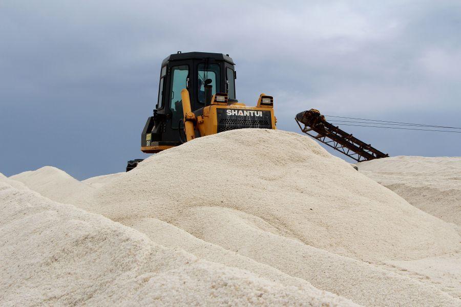 Украинская соль снова начала вытеснять астраханскую