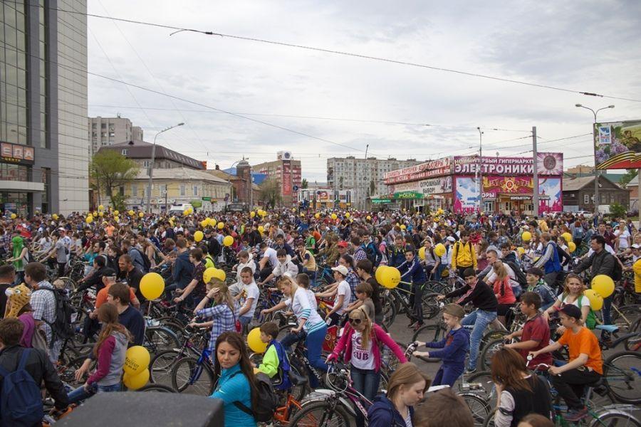 19 мая пройдет астраханский велопарад