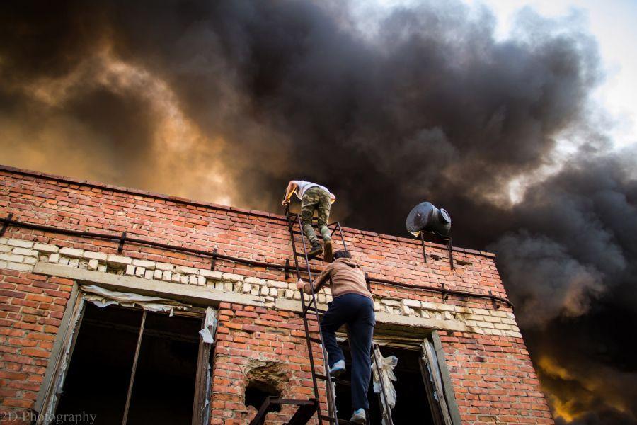 В Астрахани работа завода резиновой обуви остановлена на неопределенный срок