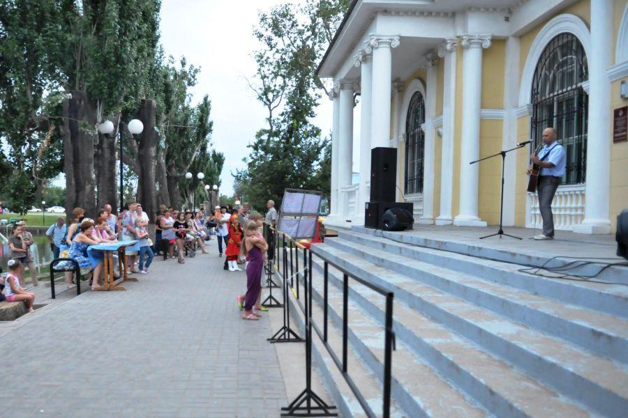 В Астрахани откроют «Площадь талантов»