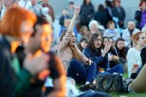 Сегодня астраханцев ждет итальянский концерт «Музыки на траве»